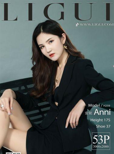 [Ligui丽柜]2019.08.13 网络丽人 Model 安妮 《职场新秀》[53P]