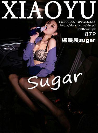 [XIAOYU语画界] 2020.07.10 VOL.323 杨晨晨sugar[77P]