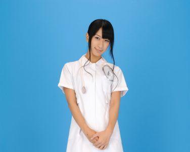 [RQ-STAR美女] NO.0216 Hiroko Yoshino よしのひろこ Nurse – White[97P]