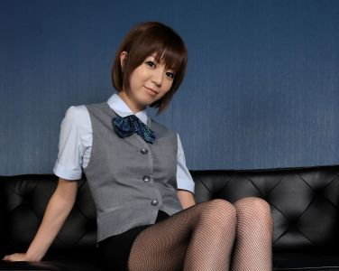 [RQ-STAR美女] NO.0318 Chiharu Mizuno 水野ちはる Office Lady[86P]