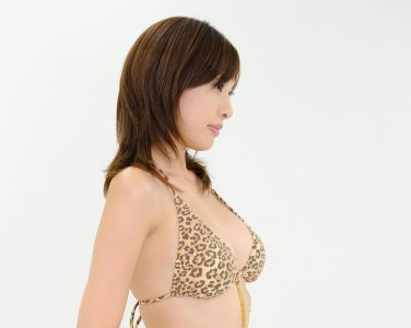 [RQ-STAR美女] NO.0011 Mayumi Morishita 森下まゆみ [Swim Suits - Leopard Grain #2][70P]