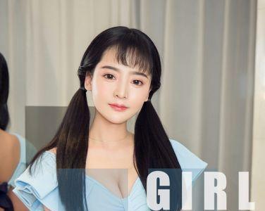 [Ugirls尤果网]爱尤物 2019.10.19 No.1613 小娜比 薄荷甜酒[34P]