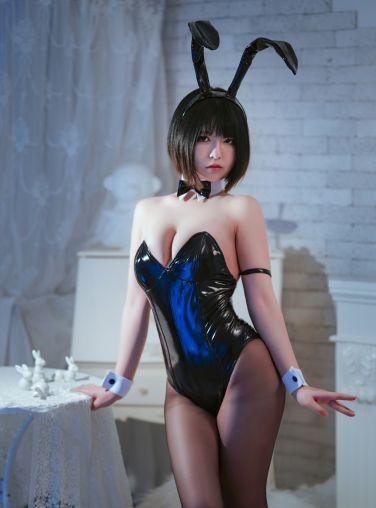 [Cosplay]半半子 - 兔子[37P]