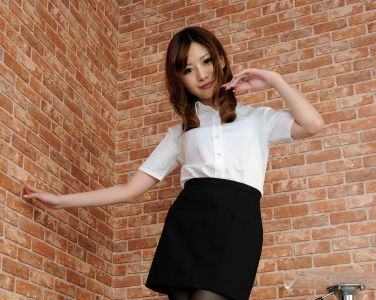 [RQ-STAR美女] NO.00663 Aoi Shirakawa 白河あおい Office Lady[125P]