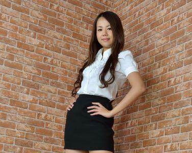 [RQ-STAR美女] NO.00708 Mina Aida 會田ミナ Office Lady[80P]