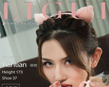 [Ligui丽柜]2020.02.29 网络丽人 Model 甜甜[68P]