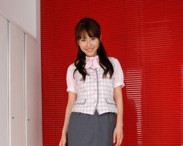 [RQ-STAR美女] NO.0327 Rena Sawai 澤井玲菜 Office Lady[170P]