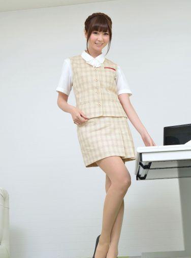 [RQ-STAR美女] NO.00812 Airi Sasaki 佐崎愛里 Office Lady[90P]