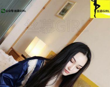 [丝慕写真] 第012期 模特:伊主管 丝密系列《女老大》[83P]