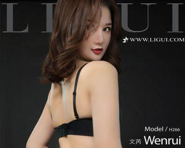 [Ligui丽柜]2019.10.23 网络丽人 Model《颜丝香茧》-文芮[58P]