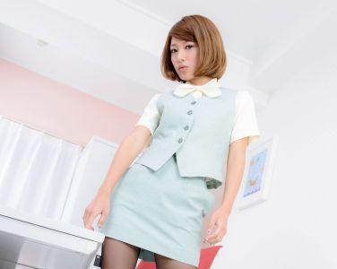 [RQ-STAR美女] NO.00963 Yoshika Tsujii 辻井美香 Office Lady[68P]