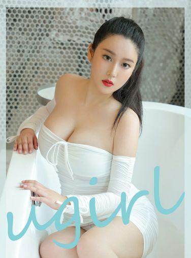 [Ugirls尤果网]爱尤物 2020.07.31 No.1877 钟晴 蓝精灵[35P]