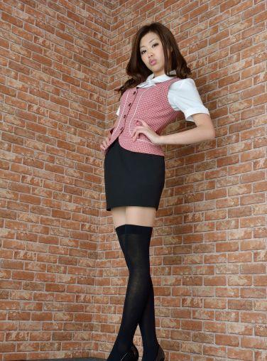 [RQ-STAR美女] NO.01060 Miho Abe あべみほ Office Lady[100P]