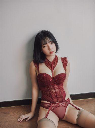 [ARTGRAVIA] VOL.153 巨乳少女姜仁卿[65P]