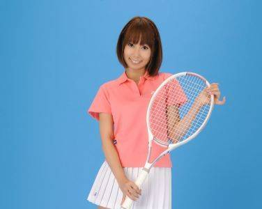[RQ-STAR美女] NO.0207 Miyu Tokunaga 徳永末遊 Tennis Player[80P]