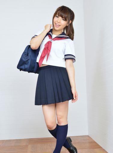 [RQ-STAR美女] NO.00823 Sayaka Aoi 蒼井彩加 School Girl[85P]