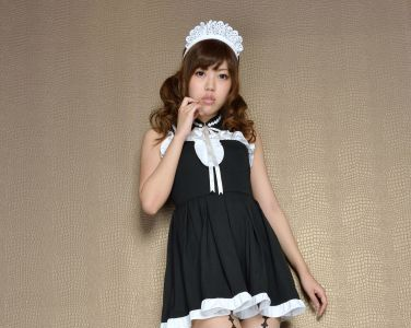 [RQ-STAR美女] NO.00819 Chitose Shinjyo 新庄千歳 Maid Costume[90P]