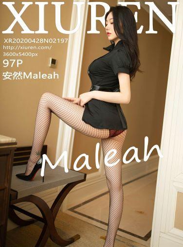 [XiuRen秀人网]2020.04.28 No.2197 安然Maleah[98P]