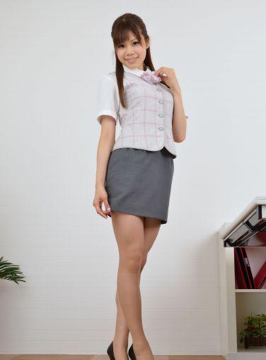 [RQ-STAR美女] NO.00985 Asuka Nakano 中野あすか Office Lady[100P]