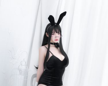 动漫博主雪晴Astra兔女郎[16P]