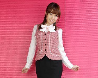 [RQ-STAR美女] NO.00612 Minori Yamaoka 山岡実乃里 Office Lady[90P]