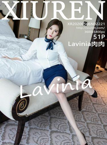 [XiuRen秀人网]2020.05.06 No.2221 Lavinia肉肉[52P]