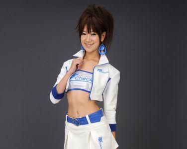 [RQ-STAR美女] NO.0094 Satoko Mizuki 水城さと子 Race Queen - 2008 TP Checker[110P]