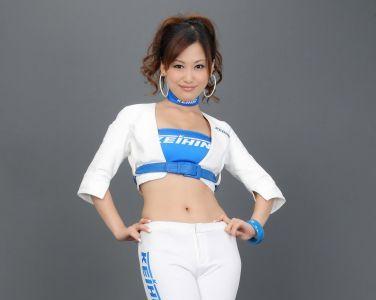 [RQ-STAR美女] NO.00604 Chieri Aoba 青葉ちえり Race Queen[130P]