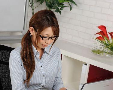 [RQ-STAR美女] NO.0416 Riona Ohsaki 大崎莉央奈 Office Lady[85P]
