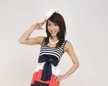 [RQ-STAR美女] NO.0136 Chisaki Takahashi 高橋千咲姫 Private Dress[60P]