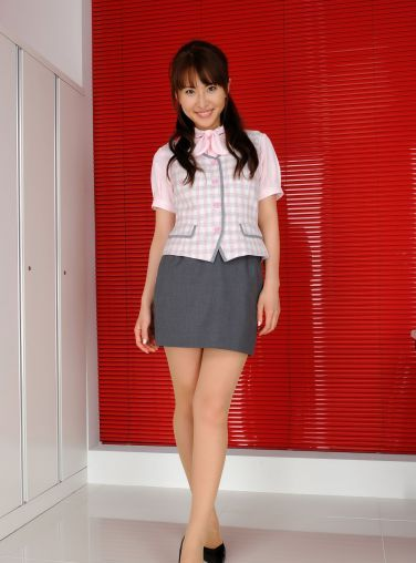 [RQ-STAR美女] NO.01169 Rena Sawai 澤井玲菜 Office Lady[170P]