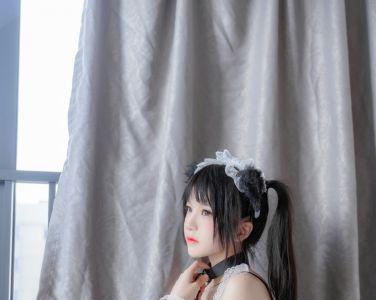 桜桃喵系列写真Vol.029 – 黑猫妹抖[79P]