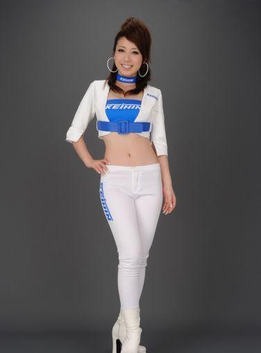 [RQ-STAR美女] NO.0274 Emi Shimizu 清水恵美 Race Queen[130P]