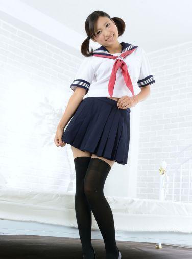 [RQ-STAR美女] NO.00868 Ayano Suzuki 鈴木あやの School Girl[100P]