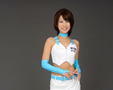 [RQ-STAR美女] NO.0018 Umi Kurihara 栗原海 08cos01 RQコスチュームRace Queen 2008 Jewel[172P]