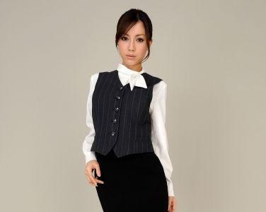 [RQ-STAR美女] NO.00117 Mayu Ohya 大矢真夕 Office Lady[106P]
