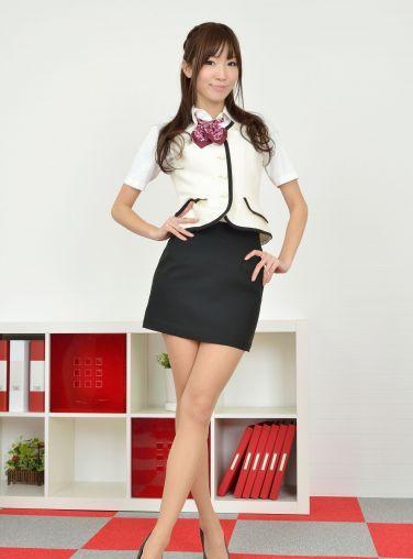 [RQ-STAR美女] NO.00793 Chinatsu Minami 美波千夏 Office Lady[60P]