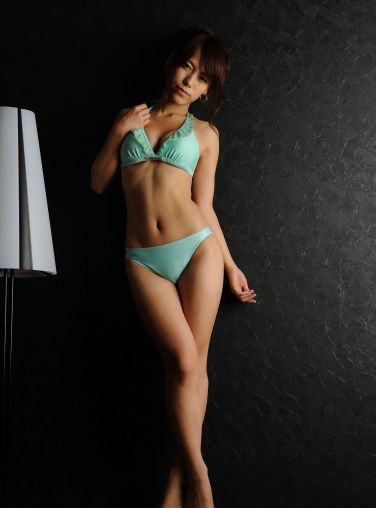 [RQ-STAR美女] NO.0173 Misato Kashiwagi 柏木美里 Swim Suits[120P]
