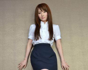 [RQ-STAR美女] NO.00802 Yuriko Sakaue 坂植由梨子 Office Lady[73P]