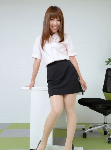 [RQ-STAR美女] NO.00836 Ikumi Otsuka 大塚郁実 Highleg Office Lady[75P]