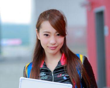 [RQ-STAR美女] 2018.03.23 Ai Komai 古舞亜伊 Race Queen[24P]