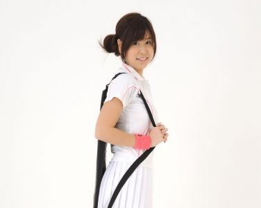 [RQ-STAR美女] NO.0131 Airi Nagasaku 永作あいり Tennis Wear[50P]