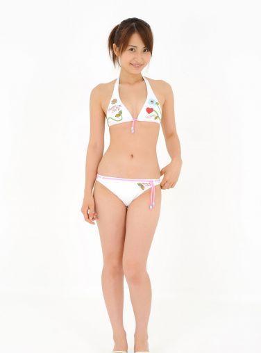 [RQ-STAR美女] NO.1156 Rena Sawai 澤井玲菜 Swim Suits[100P]