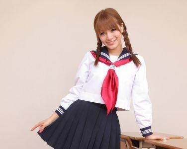 [RQ-STAR美女] NO.00584 Megumi Haruna 春菜めぐみ School Girl[130P]