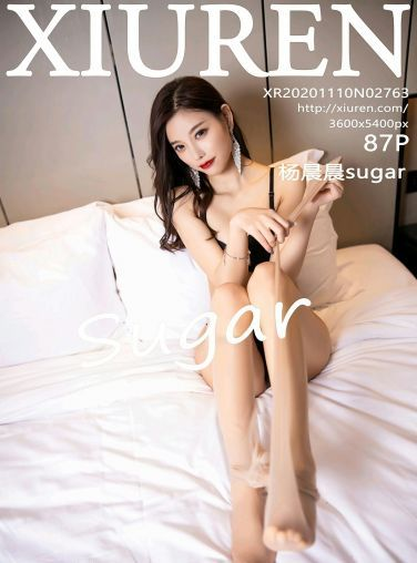 [XiuRen秀人网] 2020.11.10 No.2763 杨晨晨sugar[88P]