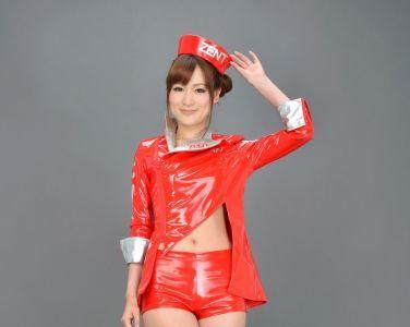 [RQ-STAR美女] NO.00807 Yuuna Chiba 千葉悠凪 Race Queen[100P]