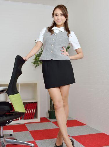 [RQ-STAR美女] NO.00756 Rei Shishido 宍戸レイ Office Lady[70P]