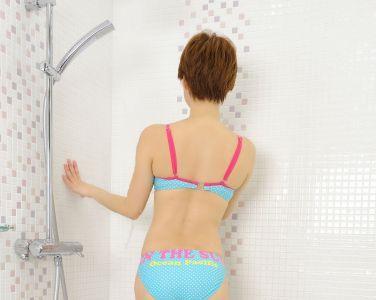 [RQ-STAR美女] NO.00490 Chika Hori 堀ちか Swim Suits[53P]