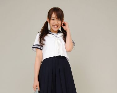 [RQ-STAR美女] NO.00123 Reina Fuchiwaki 淵脇レイナ School Girl[120P]