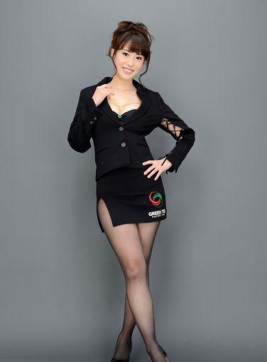 [RQ-STAR美女] NO.00909 Tsukina Kuramoto 倉本月奈 Race Queen[90P]